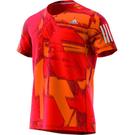 adidas Response Graphic Short Sleeve Tee Men energy
